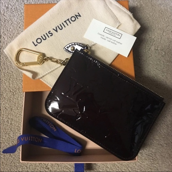Louis Vuitton Handbags - Louis Vuitton Amarante Key Cles Wallet
